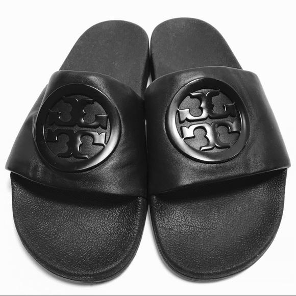 803a40839c8 Tory Burch Shoes - Women s Tory Burch Lina Slide Sandal